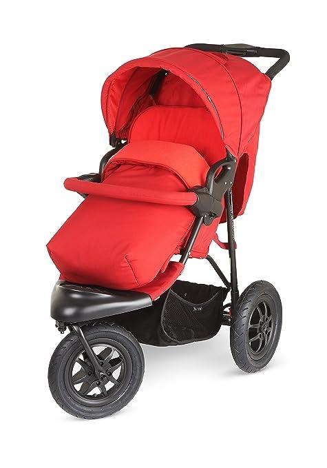 Sistema de viaje para cochecito de bebé de Mothercare Xtreme en color rojo