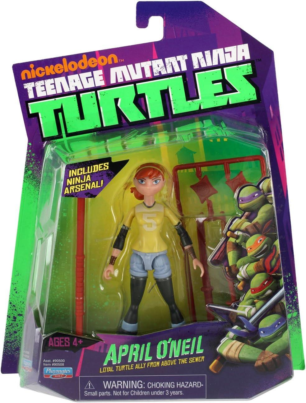 Teenage Mutant Ninja Turtles April ONeil