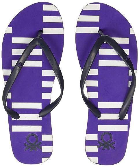 United Colors of Benetton Women's Flip-Flops and House Slippers Women's Flip-Flops & Slippers at amazon