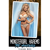 Monstergirl Harems: The Angelgirls (English Edition)