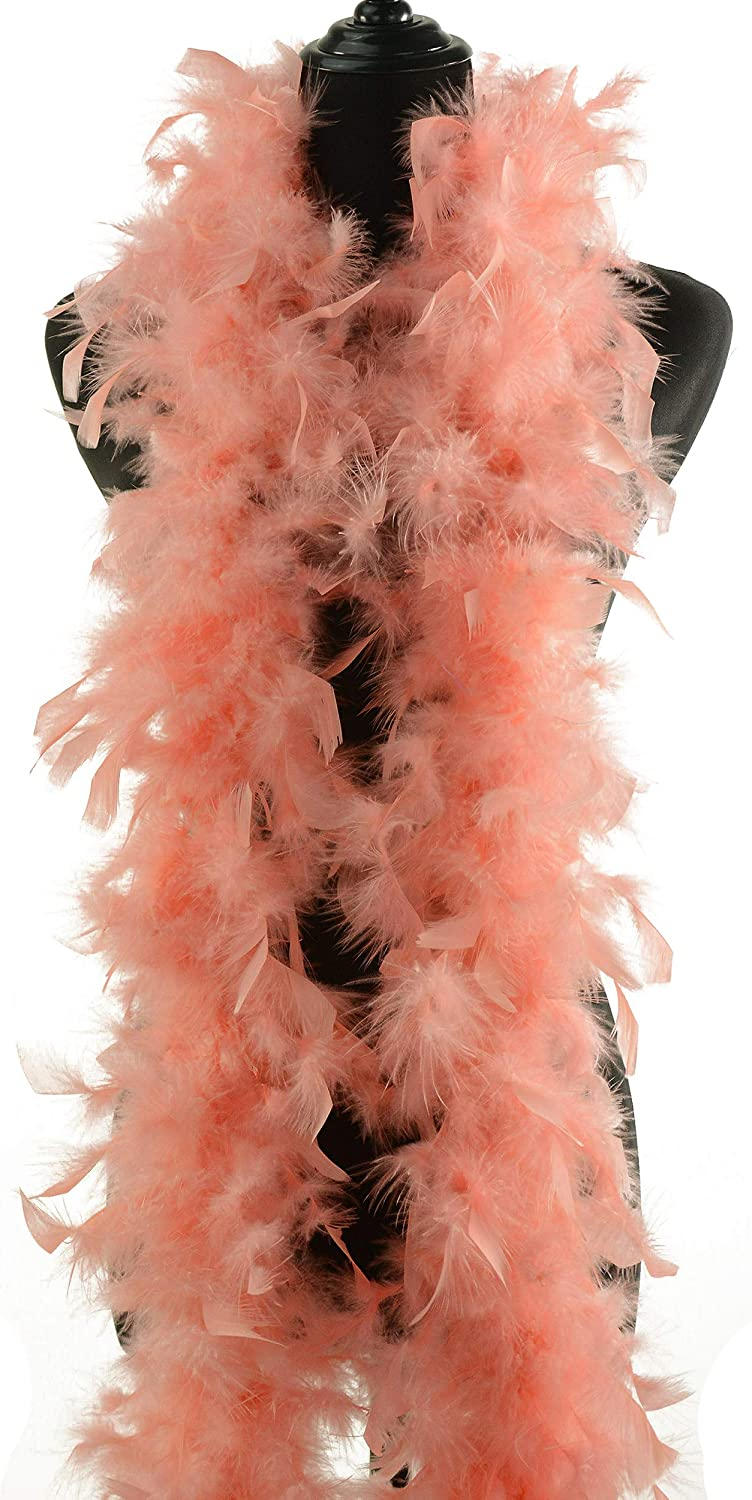 Soft Turkey Chandelle Feather Boa Over 18 Color Dancing Wedding Crafting Party Dress Up Halloween Costume Decoration 40 Gram 72 Long Turquoise