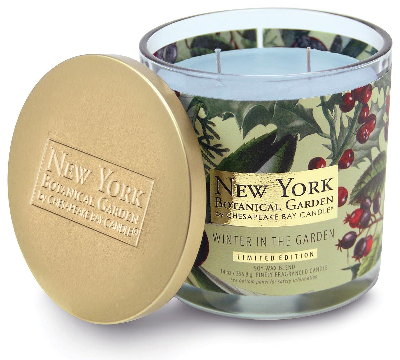 amazon com new york botanical garden by chesapeake bay candle