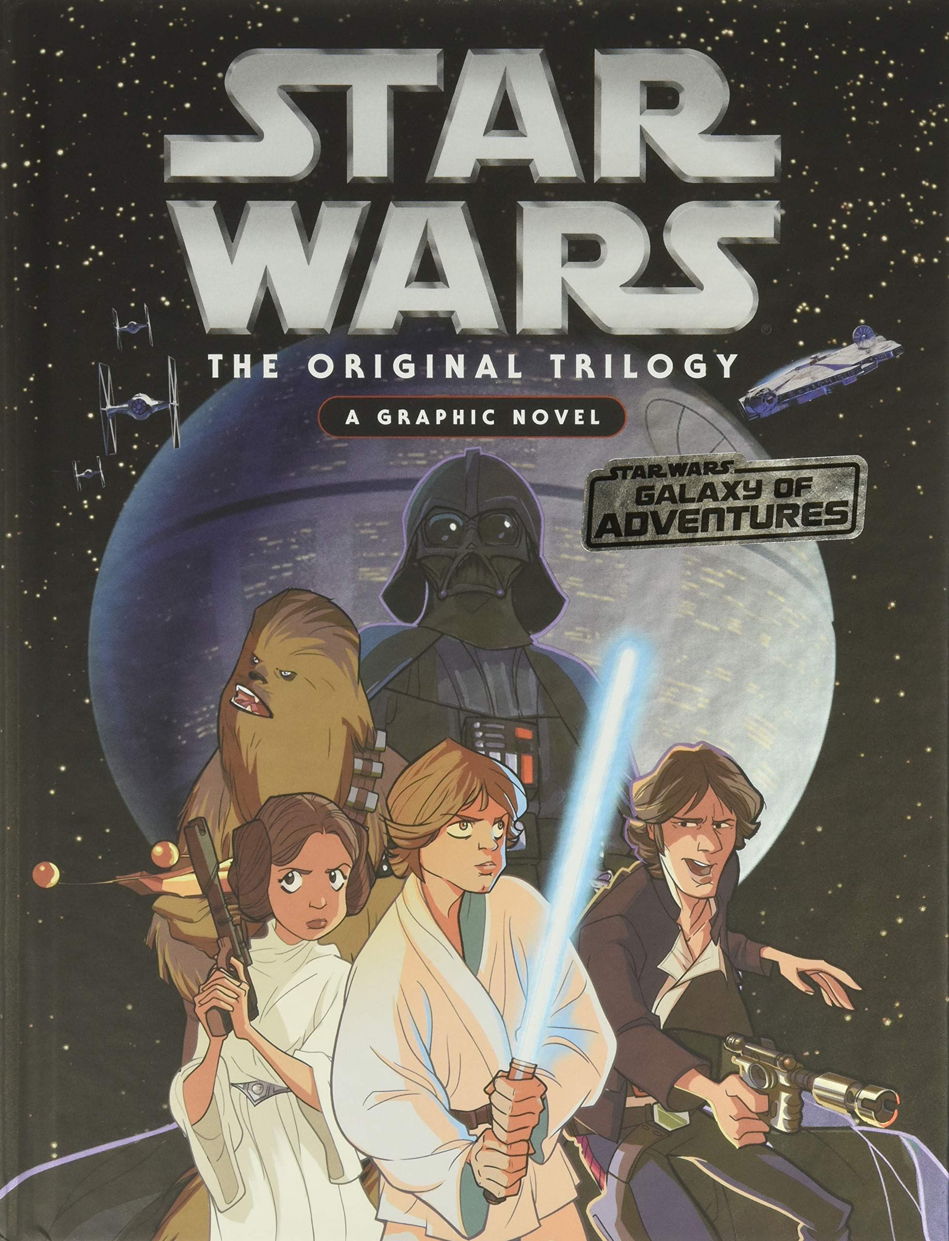 New Paperback by IDW 80 Pages STAR WARS EMPIRE STRIKES BACK GRAPHIC NOVEL