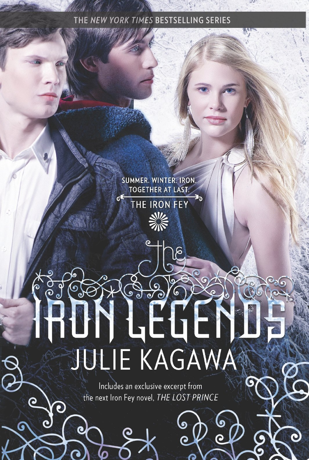 The Iron Legends: Winter's PassageSummer's CrossingIron's Prophecy (The Iron Fey)
