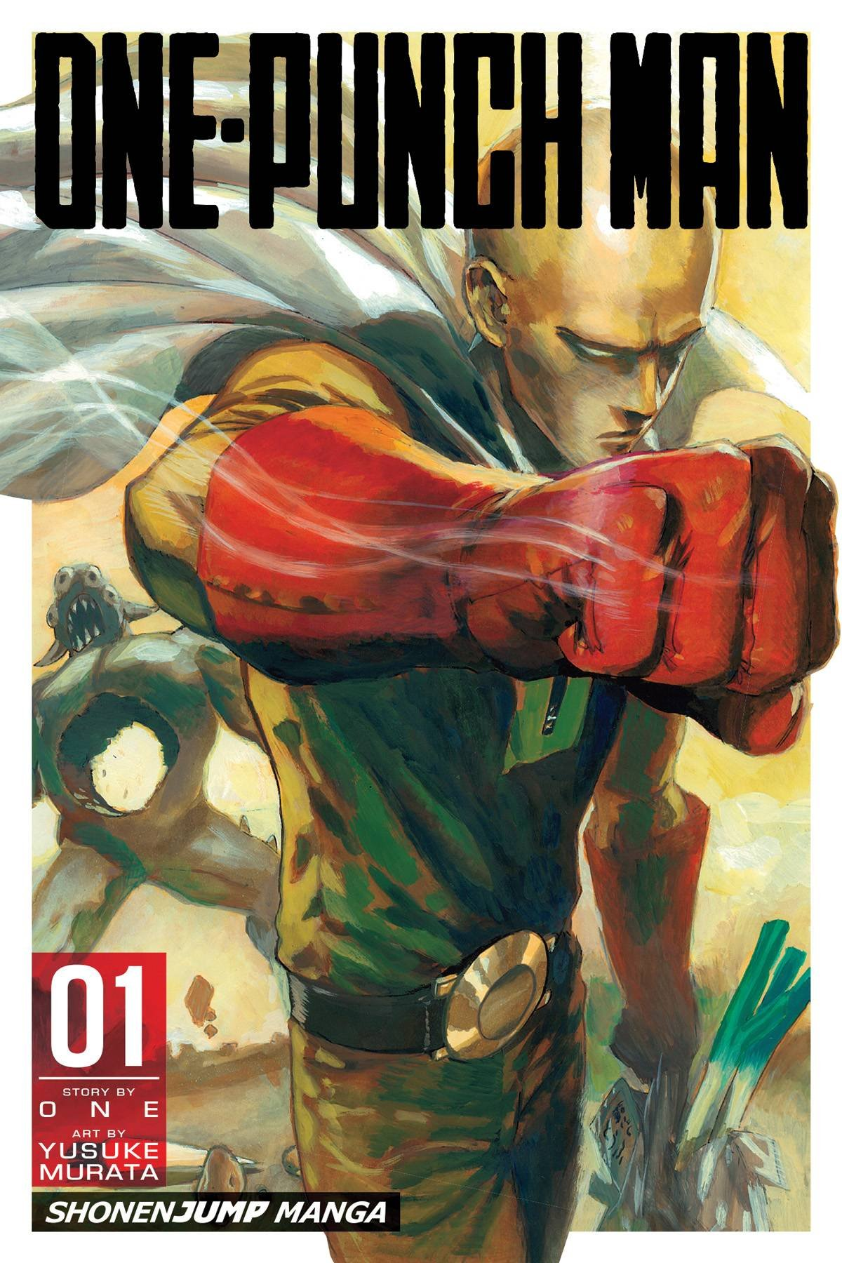 Image result for one punch man vol 1