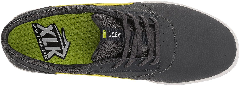 Lakai Scarpe Griffin XLR XLR XLR GR 10.5 USA 44.5 EUR B073SNBGYV 44.5 EU Charcoal Lime Nubuck   Il Nuovo Prodotto    Moda    La prima serie di specifiche complete per i clienti    Ufficiale    On Line    New Style  41e24e