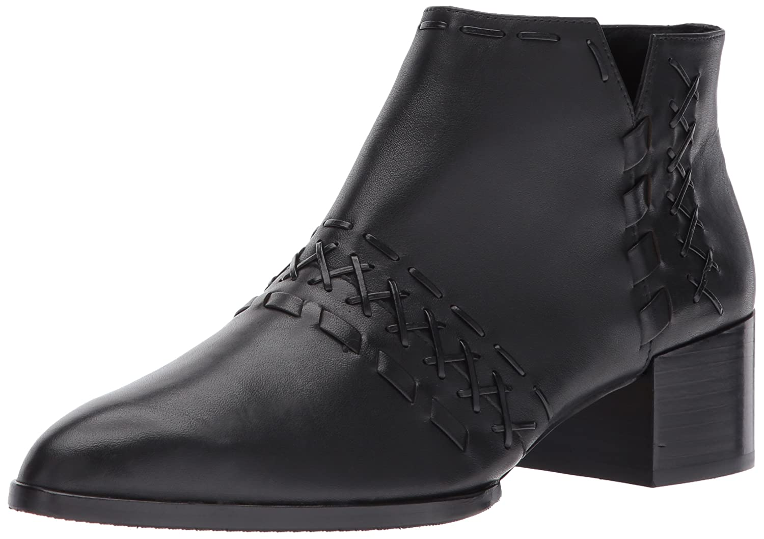 Donald J Pliner Women's Bowery Ankle Boot B01N30QWPI 8.5 B(M) US|Black