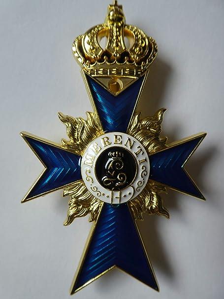 Amazon | バイエルン王国『王冠付き十字勲章』ドイツ | サバイバル ...