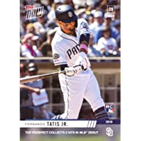 $24 » 2019 Topps Now Baseball #16 Fernando Tatis Jr. Rookie Card - 1st Official Rookie Card - Only 3,061 made!