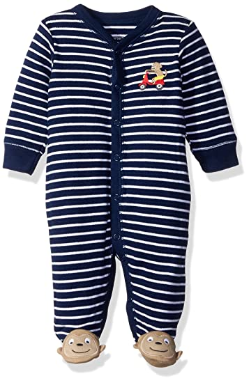 Carters Baby Boys Footie 115g074