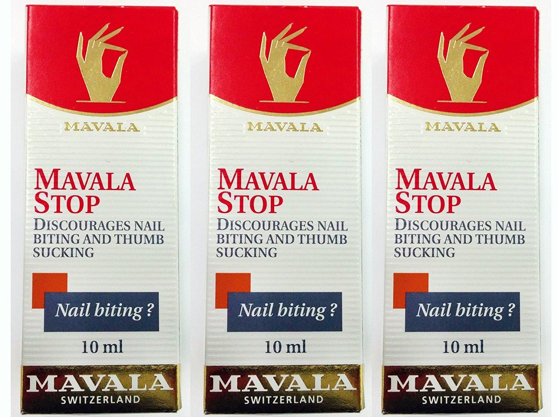 Amazon.com: Mavala Switzerland Mavala Stop nail biting 0.3 ounces ...