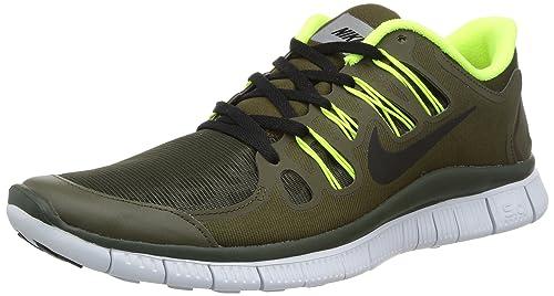 1e8098d67b06 Nike Men s Free 5.0 Shield Running Shoes (UK9)  Amazon.co.uk  Shoes ...