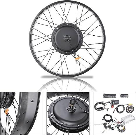 Koval Inc. Kit de Motor eléctrico para Bicicleta de 48 V 1000 W ...