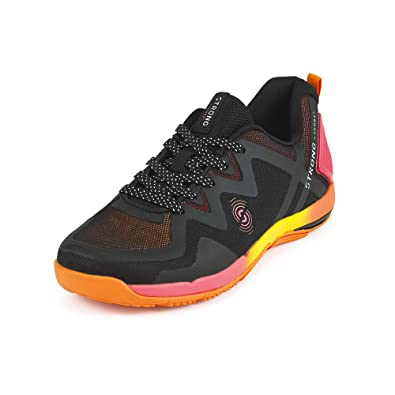 4fd05bddbb1b56 STRONG by Zumba Fly Fit Athletic Workout Sneakers with High Impact  Compression Support