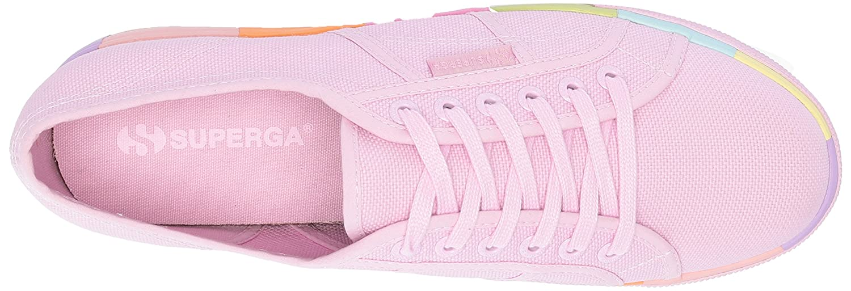 Superga Women's 2790 Cotmultifox Sneaker B073ZNQFGN 37 M EU (6.5 US)|Pink
