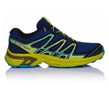 ba99eb25b22b Salomon Homme Wings Flyte 2 Chaussures de Course à Pied et Trail Running,  Synthétique/