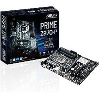 Asus Prime Z270-P Gaming Mainboard Sockel 1151 (ATX, Intel Z270, Kabylake, 4x DDR4-Speicher, USB 3.0, M.2 Schnittstelle)
