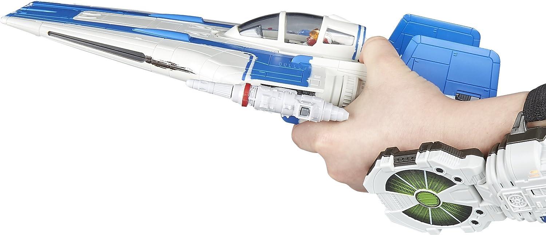Hasbro Star Wars E1264ES1 Star Wars Episode 8 Class B Vehicles AERO 1