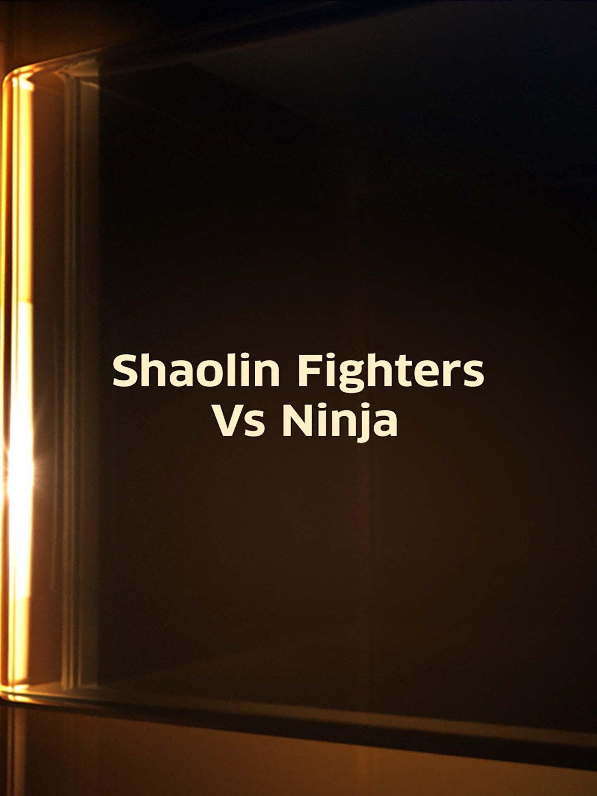 Amazon.com: Watch Shaolin Fighters vs. Ninja | Prime Video