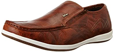 d8699f7a38 Lee Cooper Men's Leather Loafers and Moccasins: Buy Online at Low ...