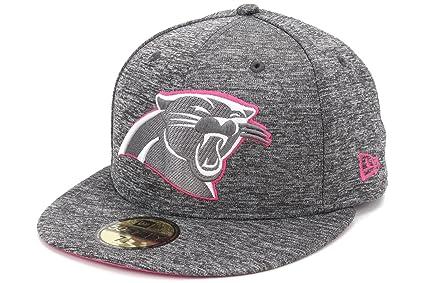 0084d447e29 Amazon.com   New Era 59Fifty NFL16 BCA Carolina Panthers Gray Fitted ...