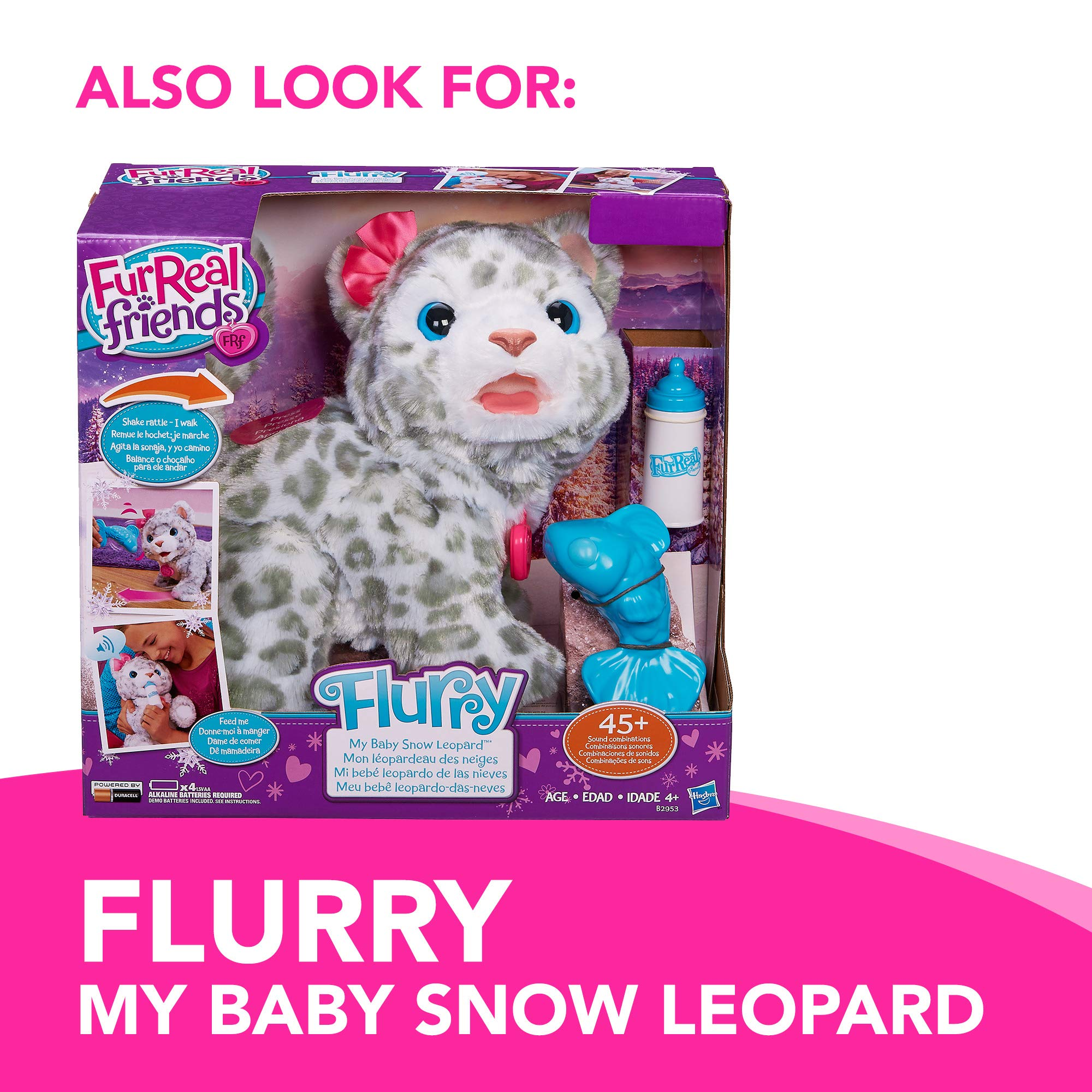 FurReal B5936AF1 Bootsie Interactive Plush Kitty Toy, Ages 4 & Up by FurReal (Image #6)