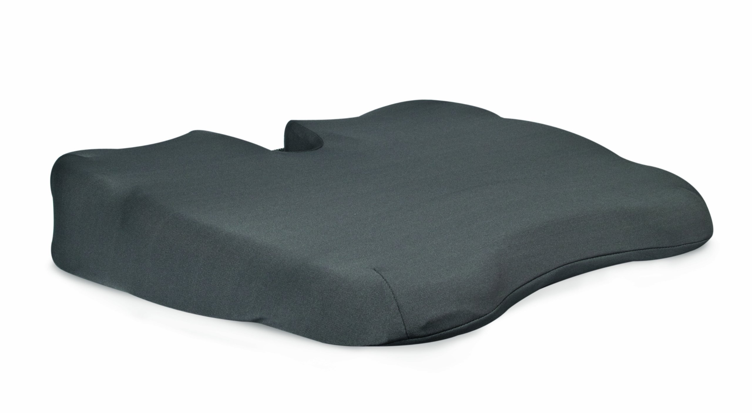 Kabooti Ergonomically Designed Coccyx Foam Seat Cushion 3-in-1 Donut Foam Seat, Gray