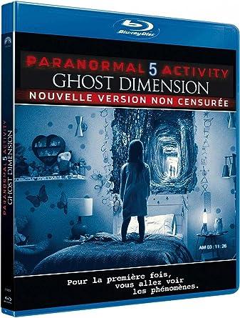 paranormal activity 5 streaming vf hd