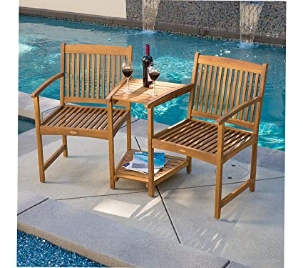 Fine Amazon Com Premium Outdoor Patio Furniture Adjoining Frankydiablos Diy Chair Ideas Frankydiabloscom