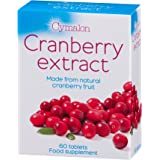 6 x Cymalon Cranberry Extract Food Supplement 60 Tablets