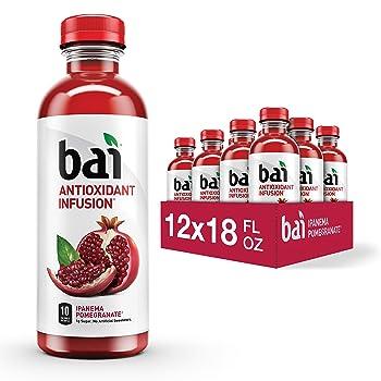 Bai Flavored Ipanema Pomegranate Water