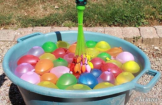 16 opinioni per Palloncini magici- Riempie e lega 100 palloncini d'acqua in un minuto- include