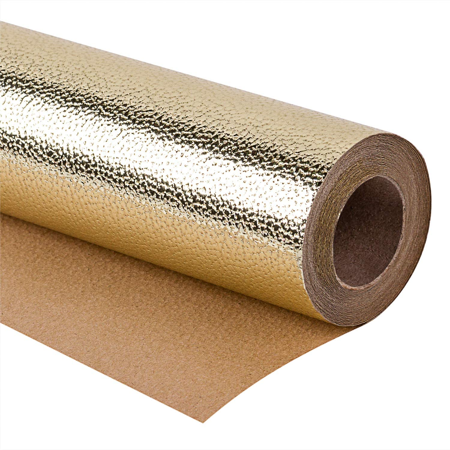 GOLD Glitter sparkle gift wrapping Paper perfect for Christmas-69x49cm-Xmas wrap