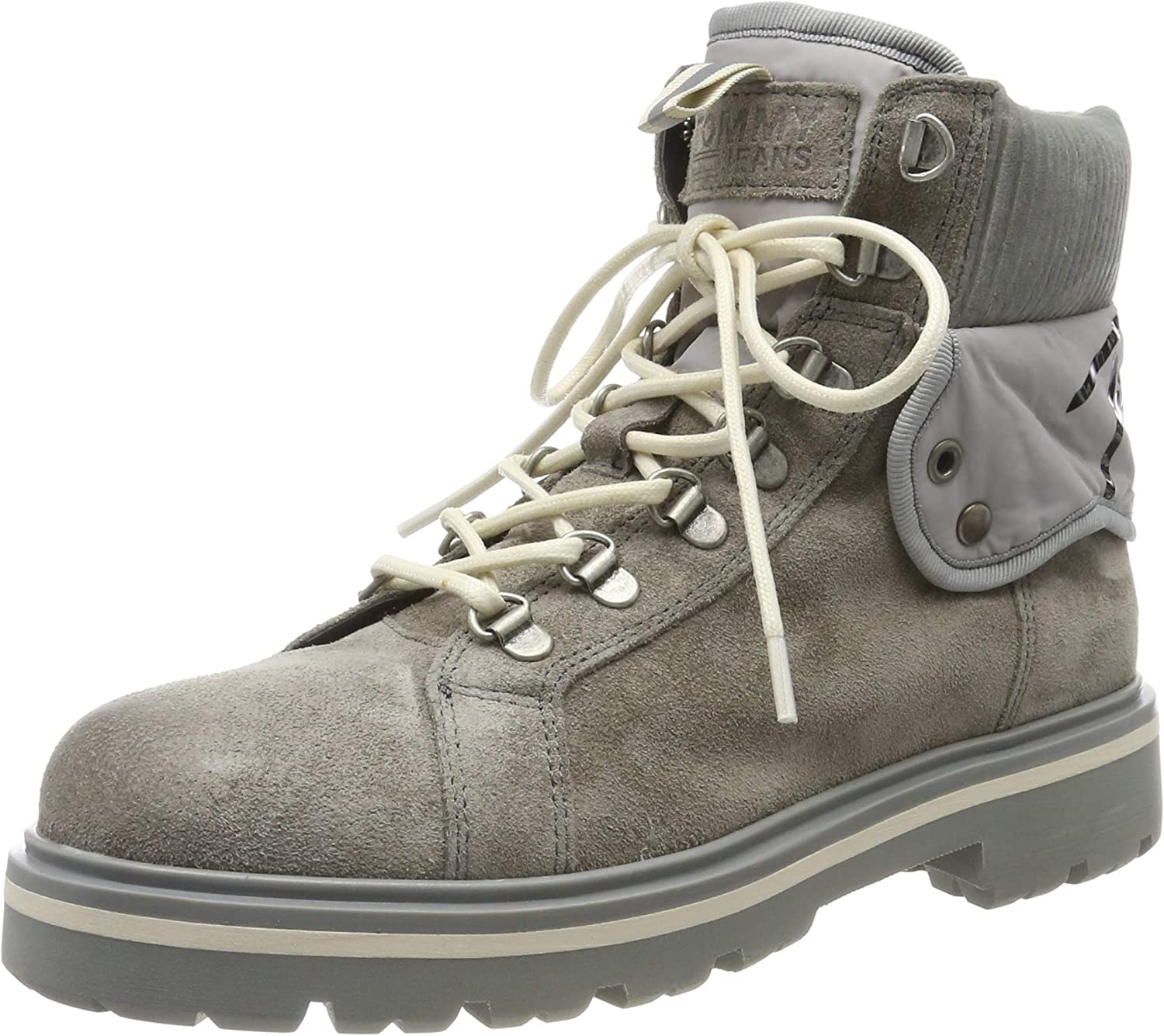 Tommy Hilfiger Reflective Detail Lace Up Boot, Botines para Mujer