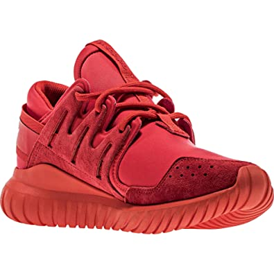 c5bf5be66517 adidas Men Tubular Nova (red Black) Size 4 US