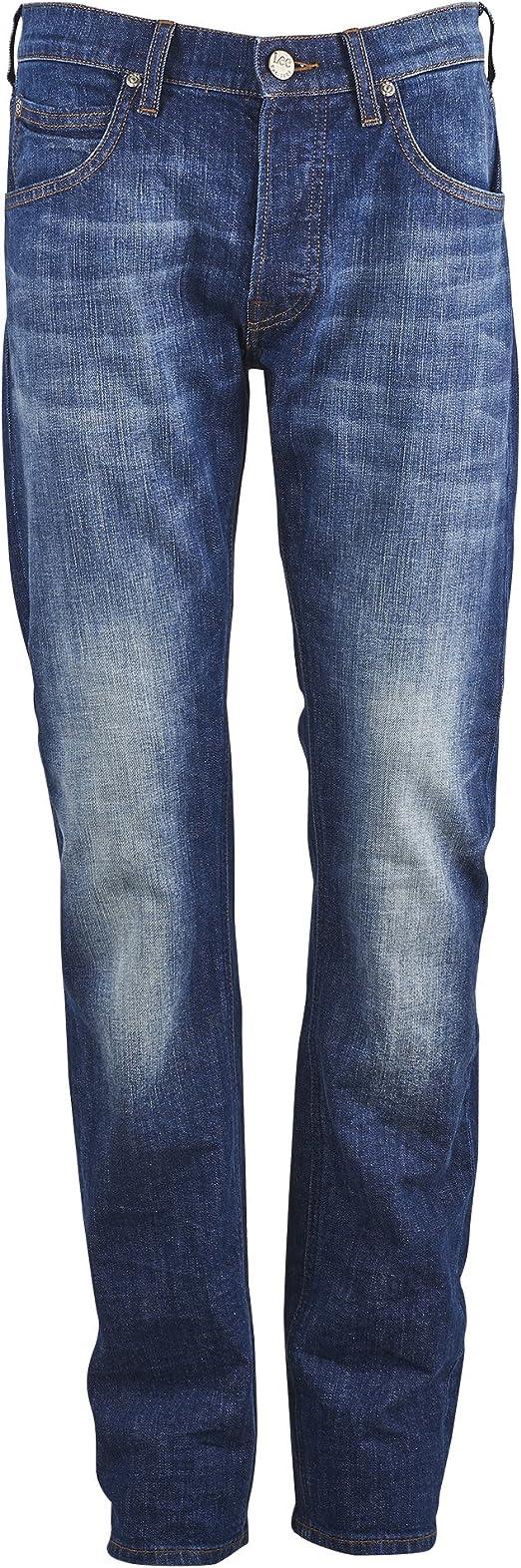 TALLA 30W / 30L. Lee Daren Jeans para Hombre