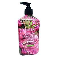Hempz Sweet Raspberry & Blushing Rose Moisturizer 17oz - Limited Edition