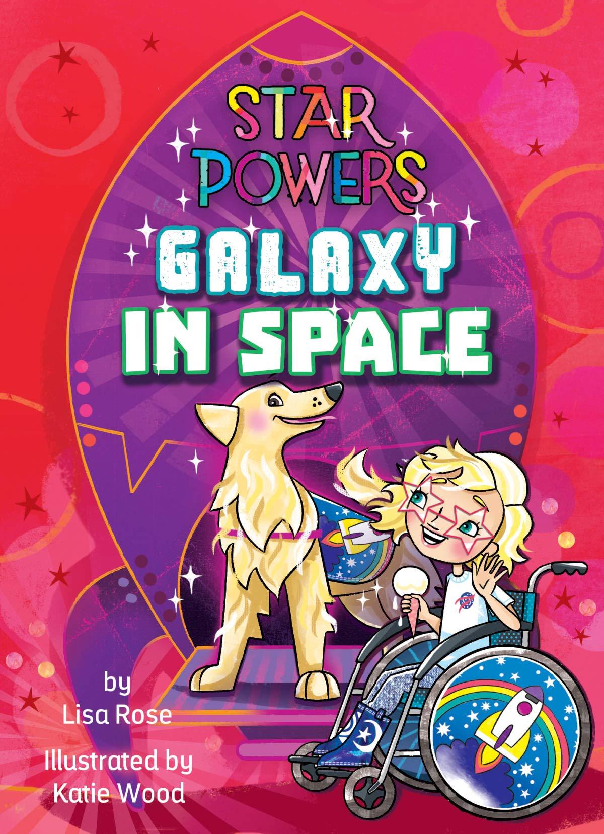 Download Galaxy in Space (Star Powers) pdf epub