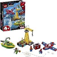 LEGO Marvel Spider-Man: Robo de Diamantes de Doc Octopus
