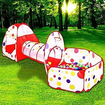 Goodlucky365 Juegos Para Niños Tienda de Juego Infantil Piscina de ...