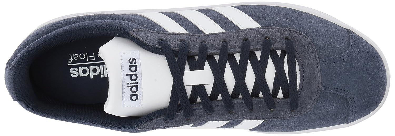 premium selection 892db 46220 Amazon.com  Adidas Mens Vl Court 2.0 Sneaker  Fashion Sneake