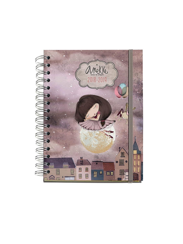 Anekke 270004 - Agenda escolar 18/19