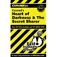 CliffsNotes on Conrad's Heart of Darkness & The Secret Sharer (Cliffsnotes Literature Guides)