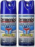 Dermoplast keqiYv Pain Relieving Spray 2.75 Oz, 2 Pack