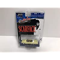 '63 Cadillac Series 62 SCARFACE Al Pacino Jada Toys On the Set 1:64 scale photo