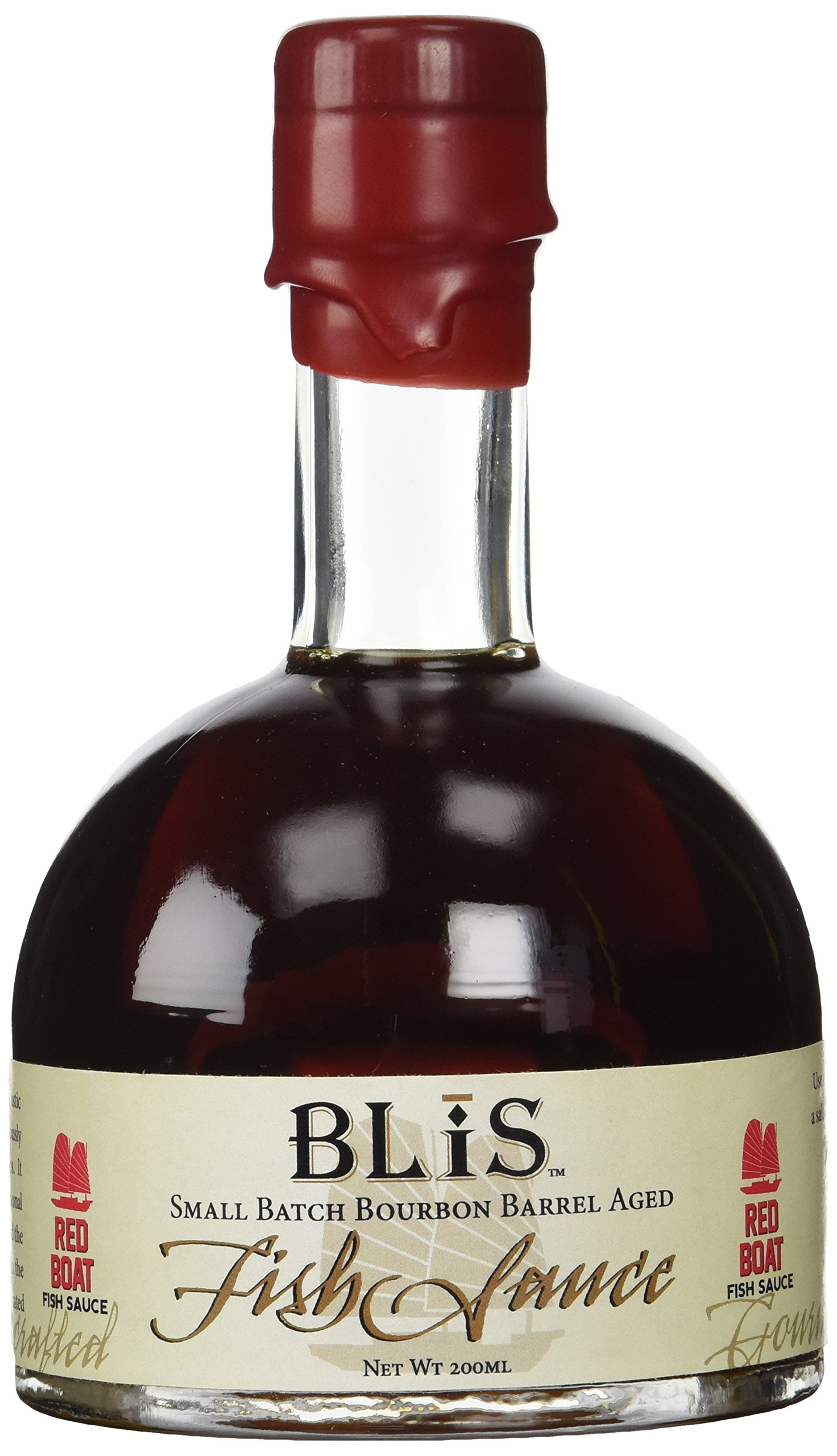 BLiS Barrel Aged Fish Sauce, 200 ml Bottle