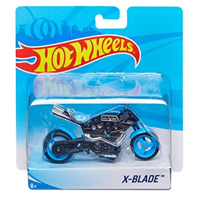 Hot Wheels Street Power Motorcycle Toy Vehicle, Multicolor: Toys & Games