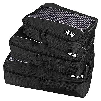 Amazon.com: Organizadores de viaje – cubos de ropa, bolsas ...