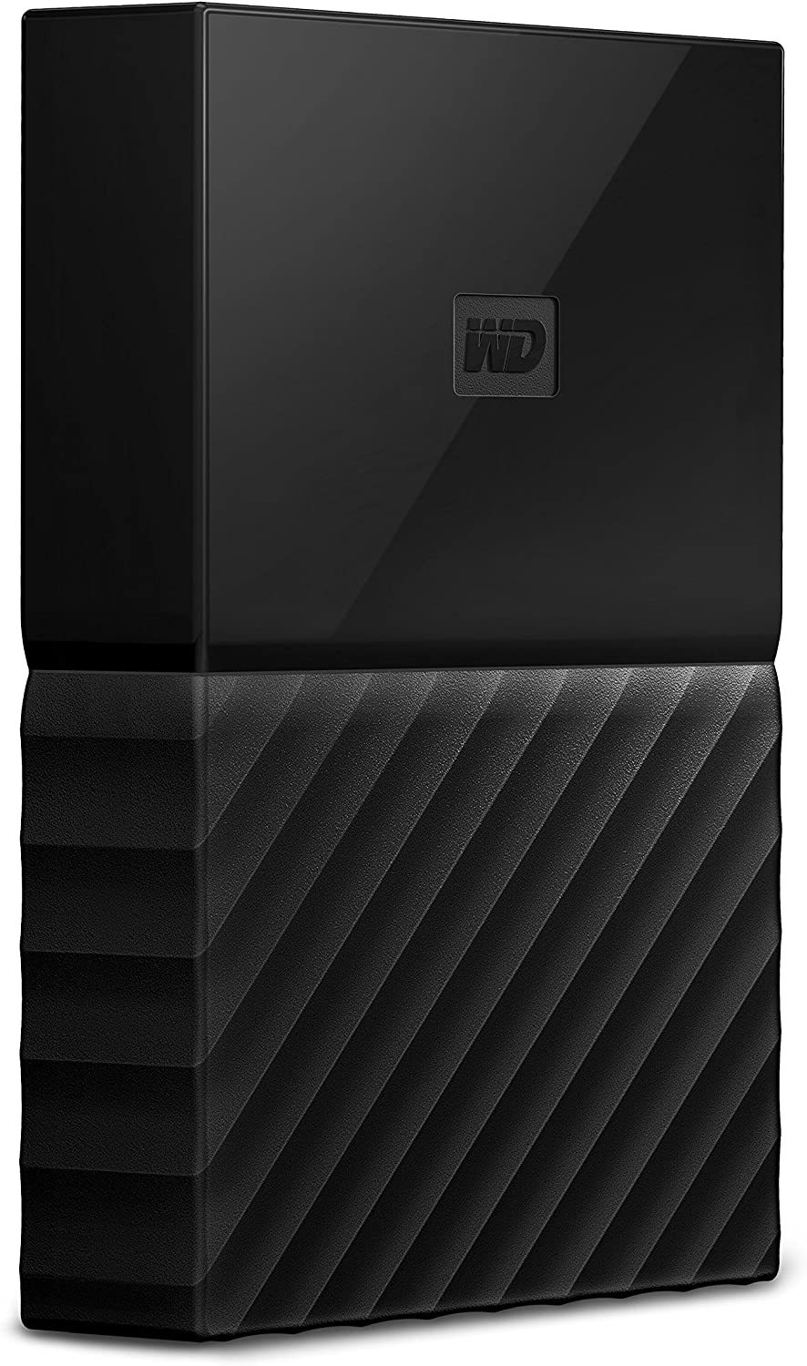 WD 3TB My Passport for Mac Portable External Hard Drive, USB-C/USB-A - WDBP6A0030BBK-WESE