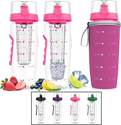 Bevgo Fruit Infuser Water Bottle
